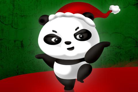 金馆长熊猫跳一跳表情包是一款非图片