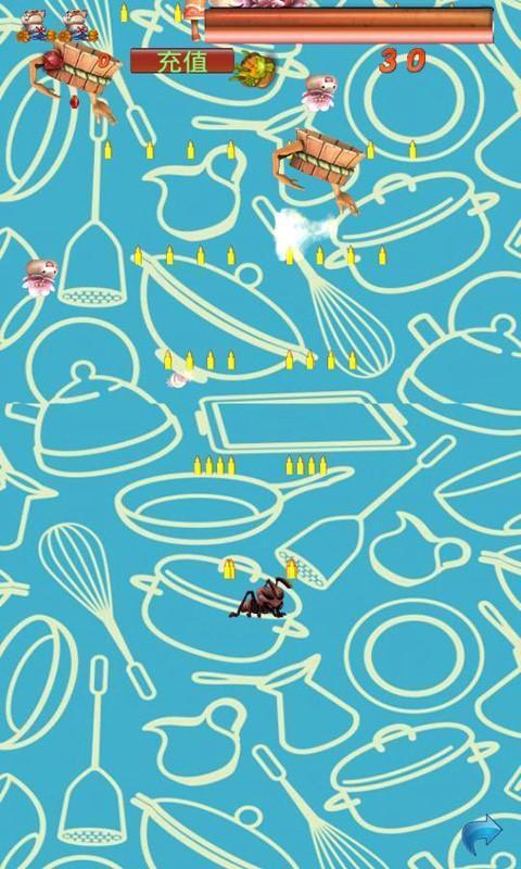 食品厨房背景图片素材